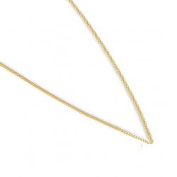 Chaine en or en 45 cm