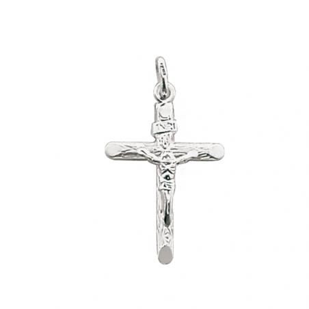Crucifix en argent