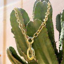 Summer shines better in gold !  #sfbijoux #bijouxsf #goldplatedjewelry #steeljewelry #necklace #frenchjewelry #collier #bijouxaddicte #instajewelry #jewelery #jewelryaddict #fashionjewelry #summervibes #bijouxfrancais #saintefoybijoux